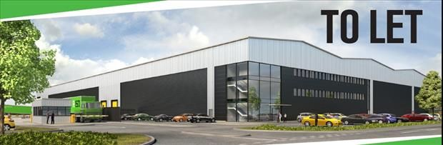 Thumbnail Light industrial to let in R150, Road One, Winsford Industrial Estate, Winsford, Cheshire