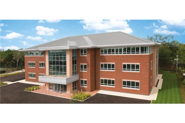 Thumbnail Office to let in Handforth Dean Business Park, Wilmslow, Cheshire, England