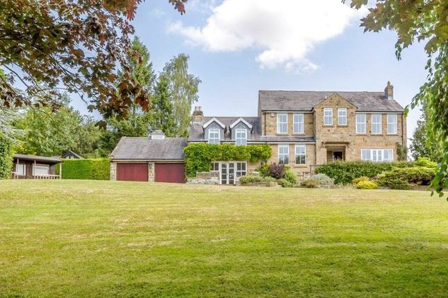 Thumbnail Detached house for sale in The House On The Hill, Byards Park, Knaresborough, North Yorkshire