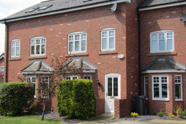 Thumbnail Town house to rent in Cherry Gardens, Chester
