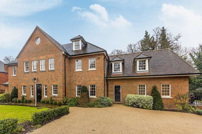 Thumbnail Property to rent in Coombe Park, Kingston Upon Thames