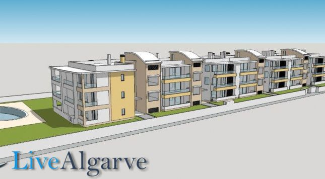 Luxury Apartments Under Construction In Torralta, Lagos