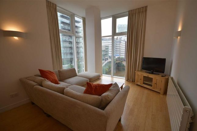 Thumbnail Flat to rent in Century Building, St Mary's Parsonage, Manchester