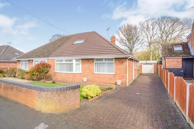 3 bed semi-detached bungalow for sale in Childer Crescent, Little Sutton, Ellesmere Port CH66