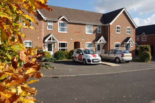 Thumbnail Terraced house to rent in Topaz Drive, Andover