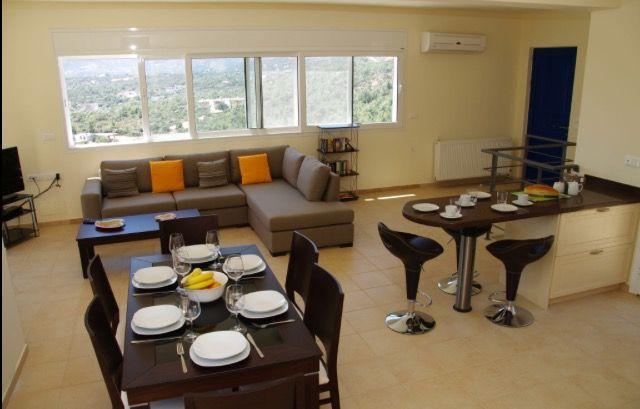 Villa Jasmine Lounge Area