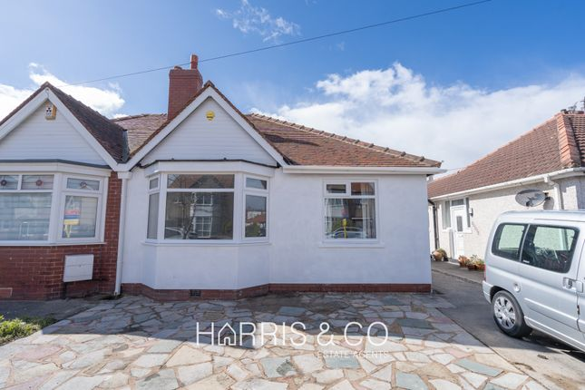 2 bed bungalow to rent in St. Andrews Avenue, Thornton-Cleveleys, Lancashire FY5