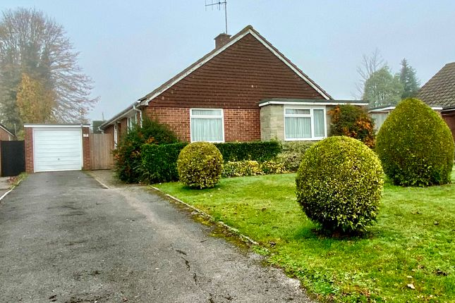 Thumbnail Bungalow for sale in Hartford Road, Hartley Wintney, Hook