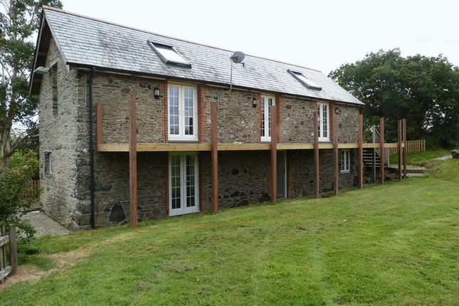 Thumbnail Detached house to rent in Menheniot, Liskeard