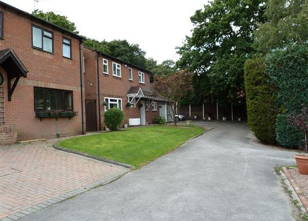 Thumbnail Detached house for sale in Rockford Close, Redditch, Oakenshaw South, Redditch