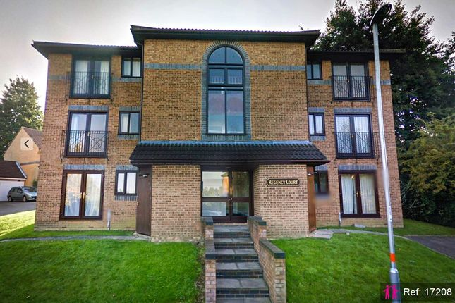 Thumbnail Flat to rent in Primrose Hill, Daventry