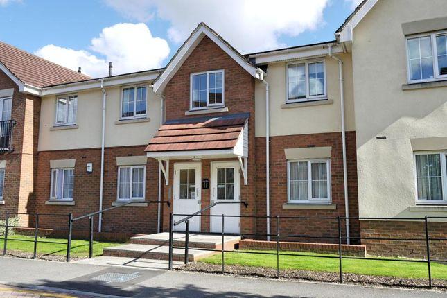 Thumbnail Flat to rent in Coleridge Way, Borehamwood, Hertfordshire