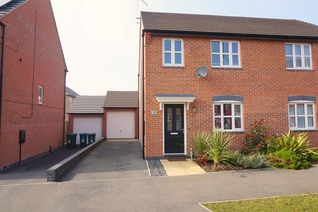 Thumbnail Semi-detached house to rent in Anglian Way, Coventry