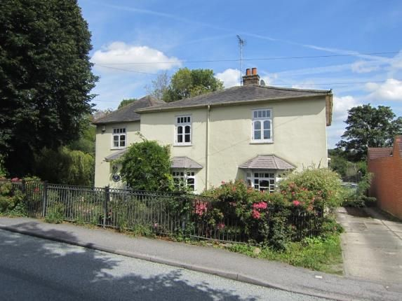 Thumbnail Detached house for sale in Great Warley Street, Great Warley, Brentwood