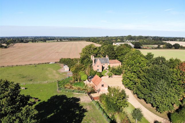 Thumbnail Detached house for sale in Jordan Lane, Nr Reepham, Norfolk
