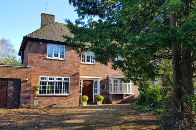 Thumbnail Detached house for sale in Southport Road, Lydiate, Liverpool
