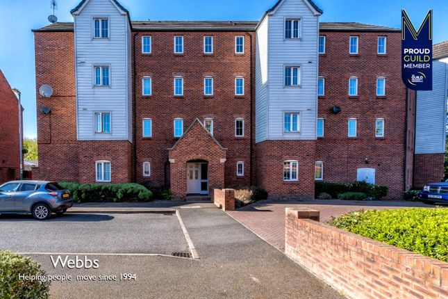 2 bed flat for sale in Bridgeside Close, Brownhills, Walsall WS8