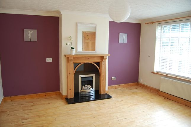 Thumbnail Terraced house to rent in Leverton Green, Clifton, Nottingham