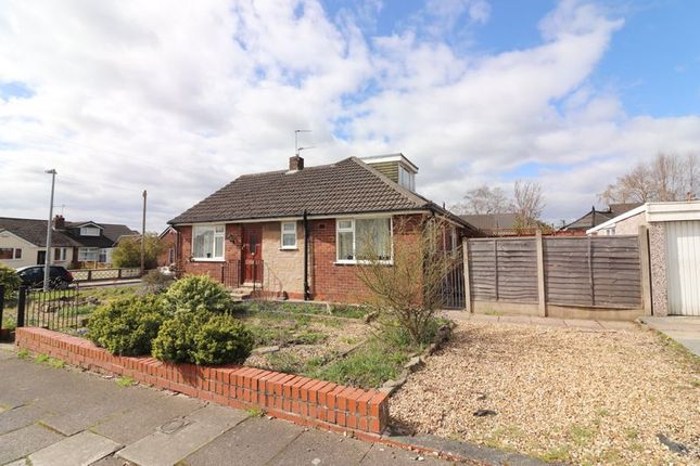 3 bed detached bungalow for sale in Ashford Avenue, Worsley, Manchester M28
