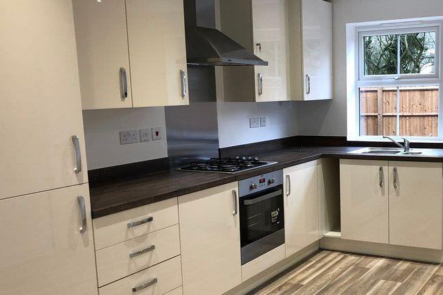 2 bedroom semi-detached house for sale in Garner Way, Fleckney, Leicestershire