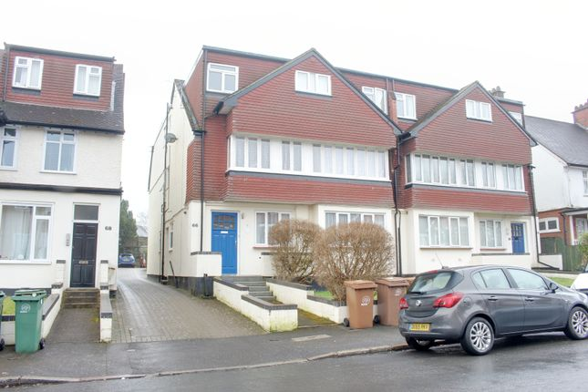 Thumbnail Flat to rent in Egmont Road, Sutton