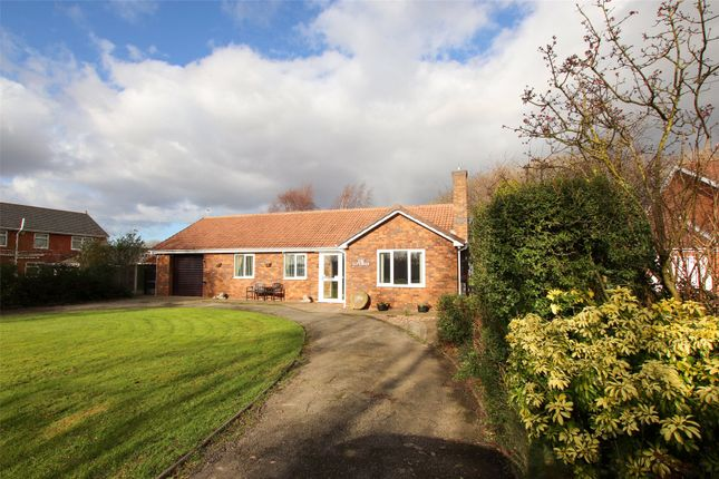 Thumbnail Bungalow for sale in South End, Goxhill, North Lincolnshire