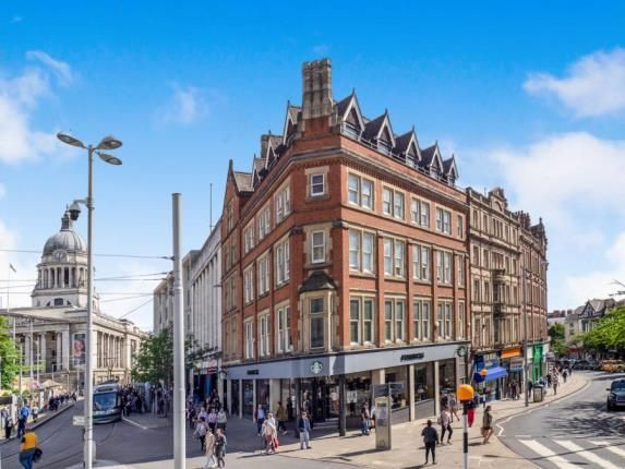 Thumbnail Flat for sale in The Lambs, 1-4 South Parade, Nottingham
