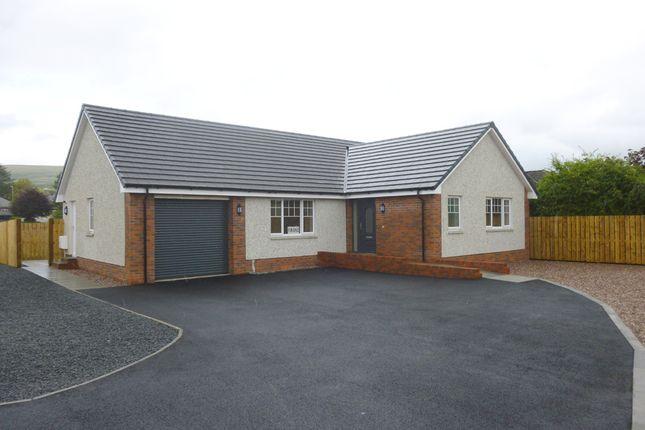 Thumbnail Detached bungalow for sale in Kingsway, Kirkconnel