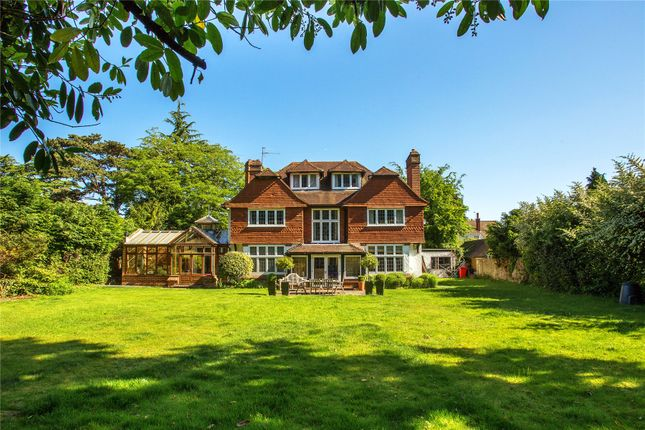 Thumbnail Detached house for sale in Hockering, Woking, Surrey
