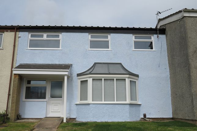 Thumbnail Terraced house for sale in Coed Y Gores, Llanedeyrn, Cardiff