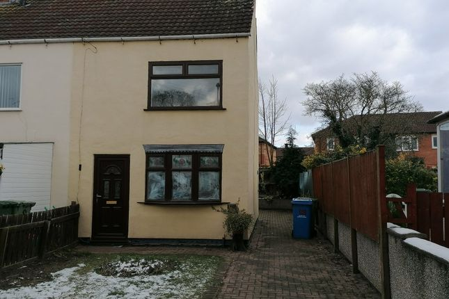 2 bed end terrace house to rent in Netherton Road, Worksop S80