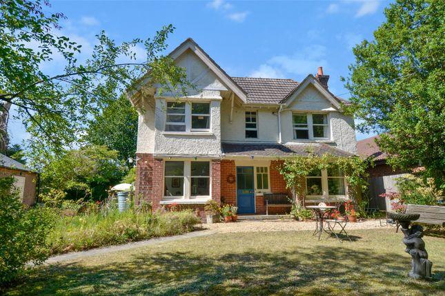 Thumbnail Detached house for sale in Moorlands Road, West Moors, Ferndown, Dorset