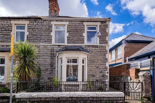 Thumbnail Semi-detached house for sale in Wyndham Crescent, Pontcanna, Cardiff