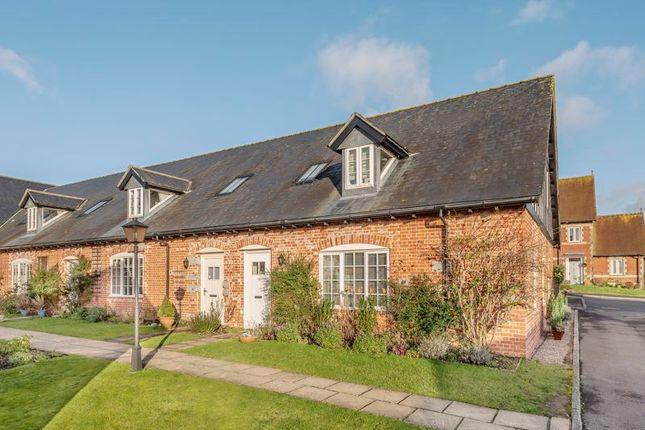 Front Elevation of Home Farm, Iwerne Minster, Dorset DT11