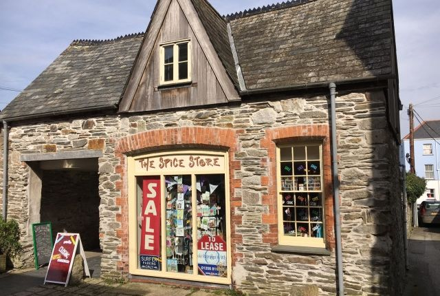 Retail premises for sale in Orchard Walk, Wadebridge