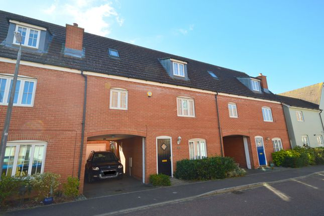 Thumbnail Town house for sale in Flavius Way, Colchester