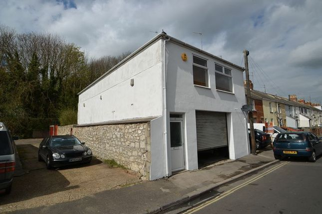 2 bed terraced house for sale in Marsh Road, Weymouth