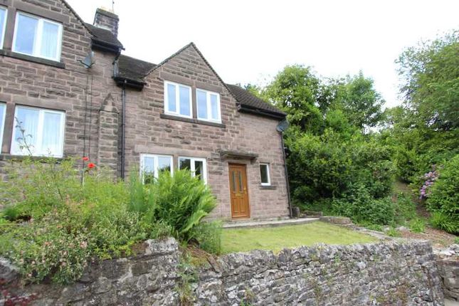 Thumbnail End terrace house for sale in Butts Road, Bakewell