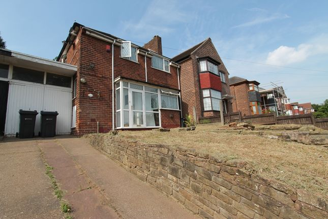 Thumbnail Semi-detached house to rent in Beauchamp Avenue, Handsworth Wood, Birmingham