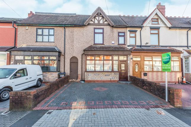 Thumbnail Terraced house for sale in Mansel Road, Small Heath, Birmingham