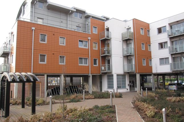 Thumbnail Flat to rent in Wolsey Street, Ipswich