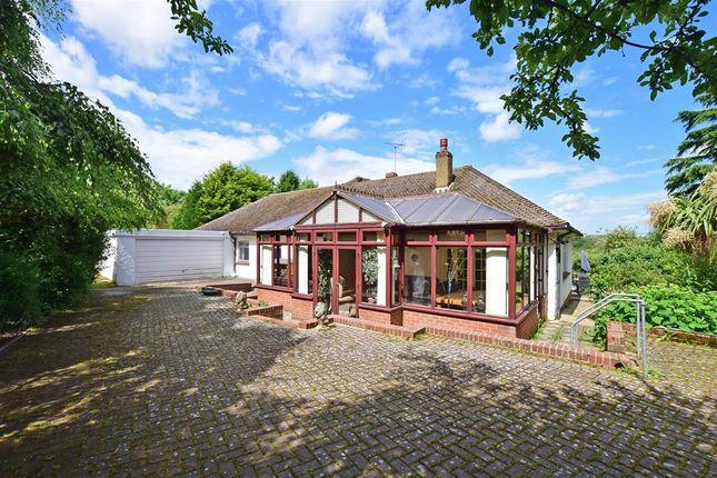 Thumbnail Detached bungalow for sale in Scragged Oak Road, Detling, Maidstone, Kent