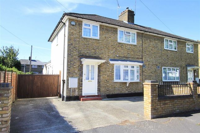 Thumbnail Semi-detached house for sale in Maple Avenue, Yiewsley, Middlesex