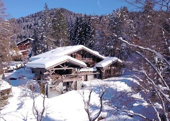 Thumbnail Detached house for sale in Villars-Sur-Ollon, Ollon, Switzerland