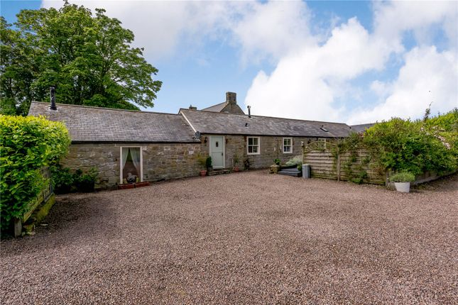 Thumbnail Detached house for sale in Longframlington, Morpeth, Northumberland