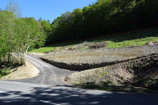 Thumbnail Land for sale in Building Plot No 1, Van Road, Adj To Dyfnant, Llanidloes, Powys