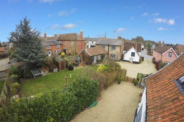 Thumbnail Detached house for sale in High Street, Wickham Market, Woodbridge, Suffolk