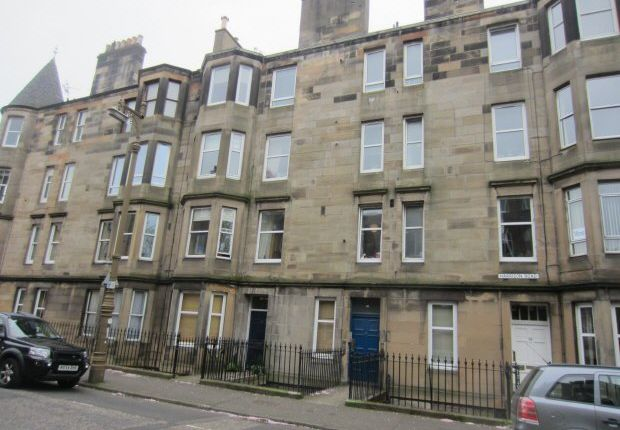 Thumbnail Flat to rent in Harrison Road, Edinburgh