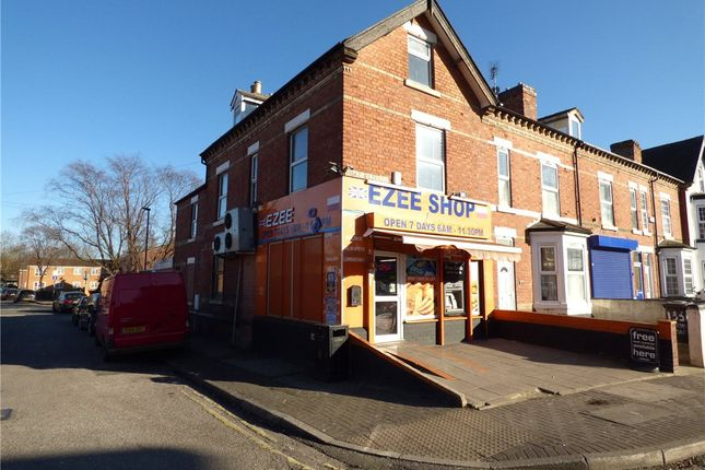 Thumbnail Terraced house for sale in Yates Street, Derby, Derbyshire