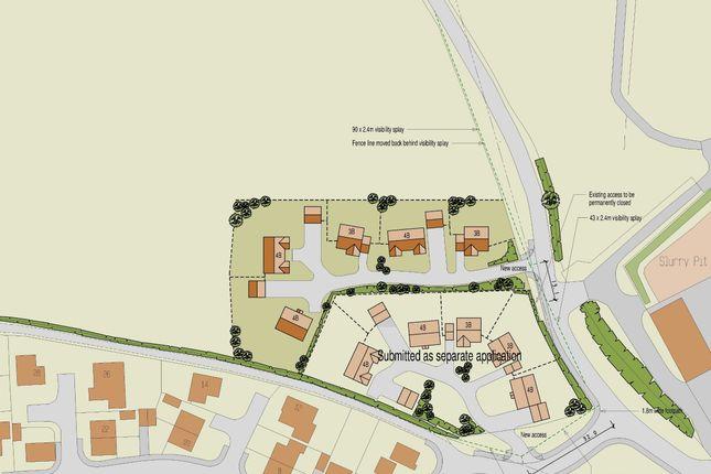 Thumbnail Land for sale in Tynllan, Castle Caereinion, Welshpool